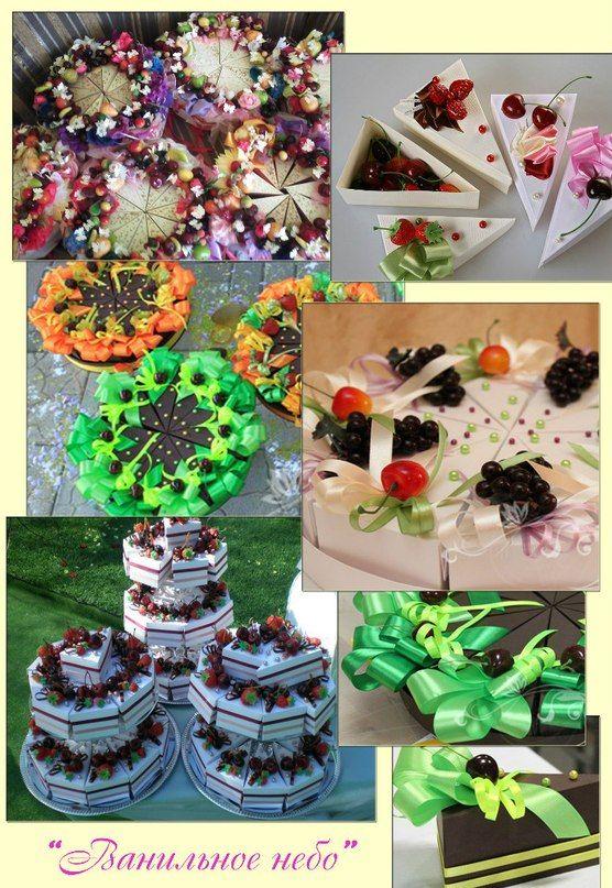 """Подарочные коробочки на свадьбу,день рожденья,девичник,для гостей,в которых может быть конфета,камушки,зернышка кофе,да и всё что угодно))) Вручаются гостям, во время Вашего торжества)))) - фото 862633 """"Ванильное небо"""" - свадебные аксессуары"""