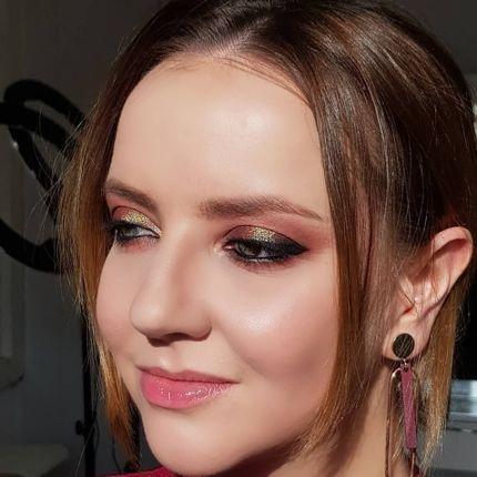 Экспресс макияж + укладка на фотосессию