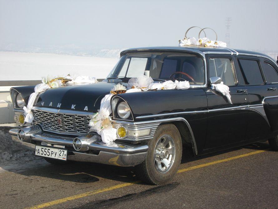 Фото 19727313 в коллекции ГАЗ 13 ЧАЙКА - Алые паруса - аренда ретро-авто