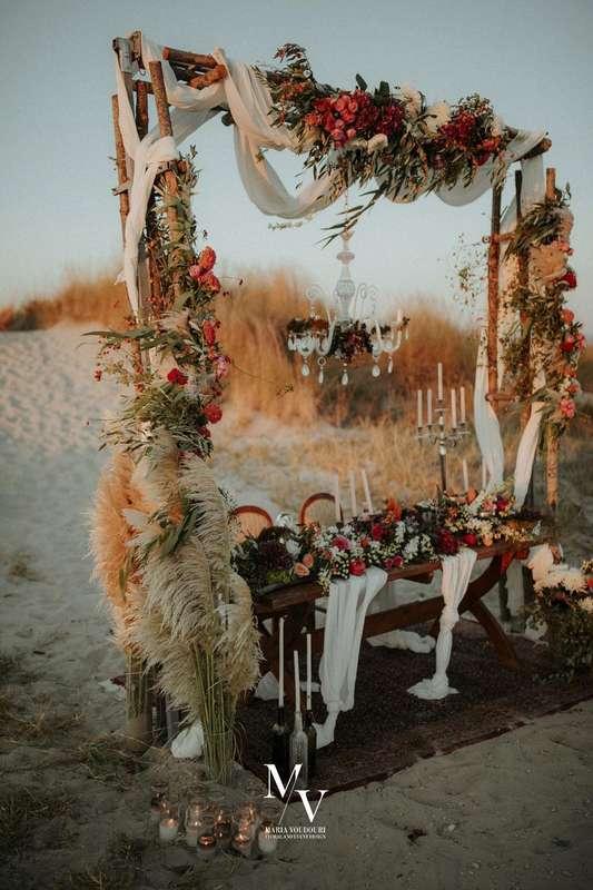Фото 19730363 в коллекции Свадьбы на п-ве Халкидики - Aegean Love weddings - агентство