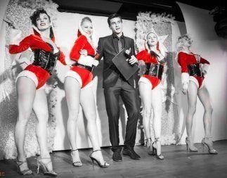 Фото 19754687 в коллекции Интерактивные номера - Шоу-балет G-Style