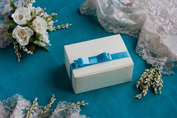 Коробочка для сладких подарков, цена за 1 шт