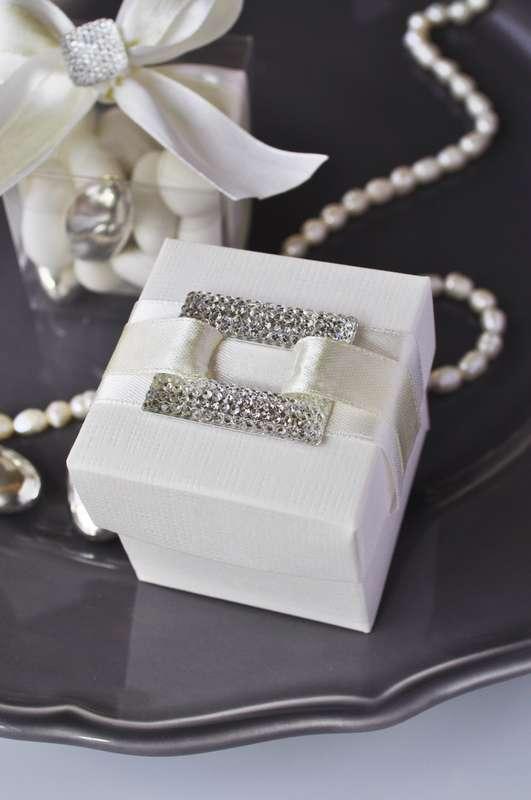"""бонбоньерки коробочки Кристалл - фото 15033892 Свадебные бонбоньерки """"Бон-бон"""""""