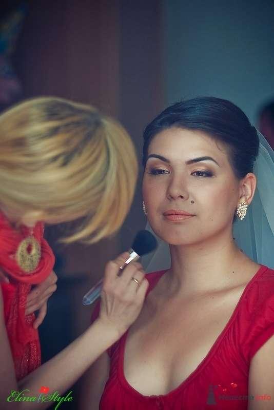 """Фото 68838 в коллекции Свадебный - """"Elina-Style"""" студия визажа и стиля"""
