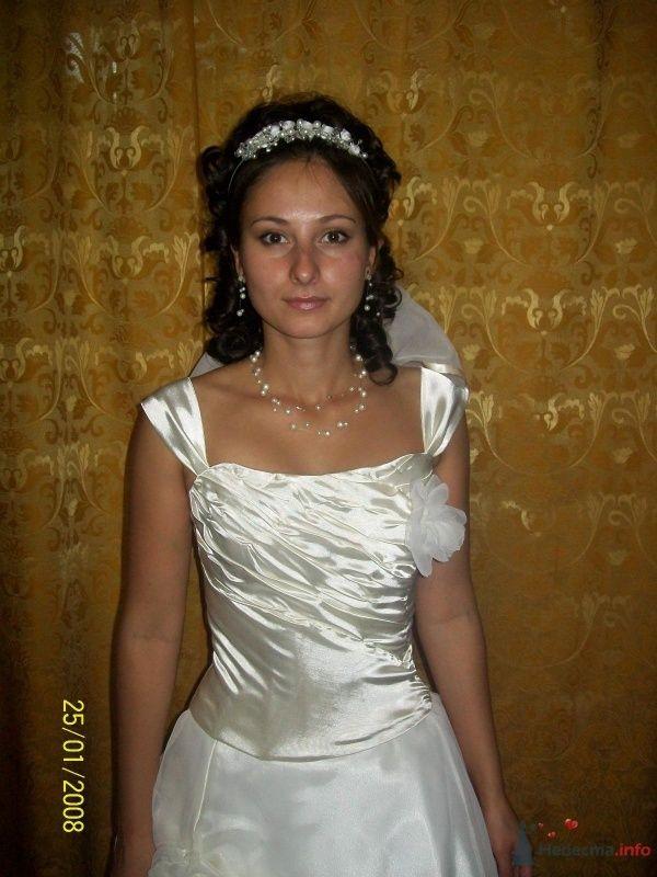 Фото 63123 в коллекции белые свадебные платья - Ателье свадебной и вечерней одежды Ирины Балявиной