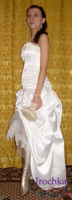 Комплект свадебный Зиля - фото 63129 Ателье свадебной и вечерней одежды Ирины Балявиной