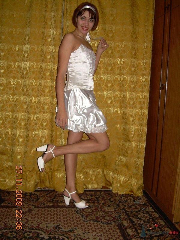 Комплект Свадебный Рида - фото 63133 Ателье свадебной и вечерней одежды Ирины Балявиной