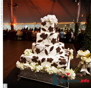 Фото 109041 в коллекции Коричневый торт