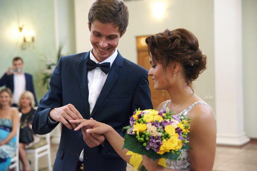 Свадьба Евгении и Михаила. Июль 2016. - фото 12356848 Фотограф Дмитрий Цветков