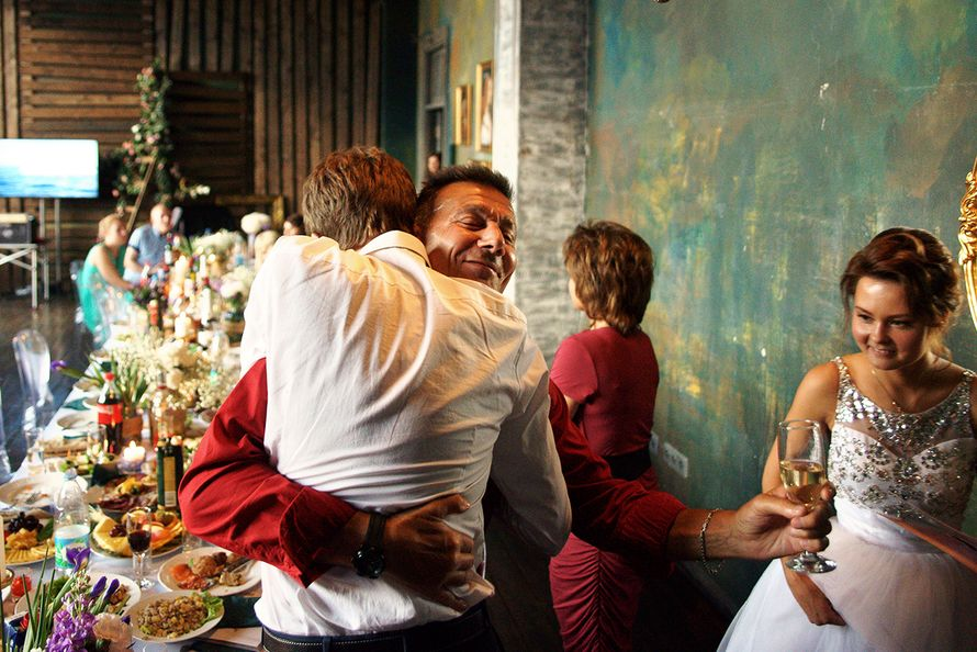 Свадьба Евгении и Михаила. Июль 2016. - фото 12356900 Фотограф Дмитрий Цветков