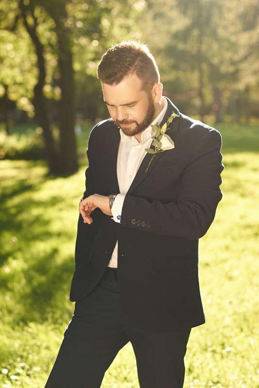 Свадьба для двоих. Евгения и Александр. СПб. Август 2016 - фото 12429164 Фотограф Дмитрий Цветков