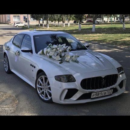 Maserati Quattroporte в аренду