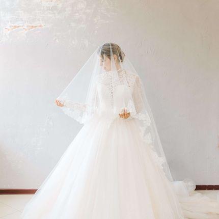 Платье со стеклярусом на корсете