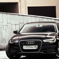 Audi A6  1300 руб/час.