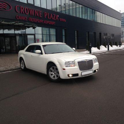 Автомобиль Chrysler в аренду, 1 час