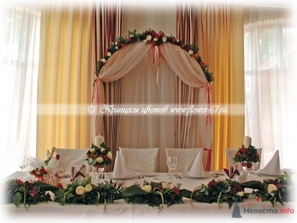Оформление свадьбы от  Принцессы Цветов  - фото 63407 Невеста01