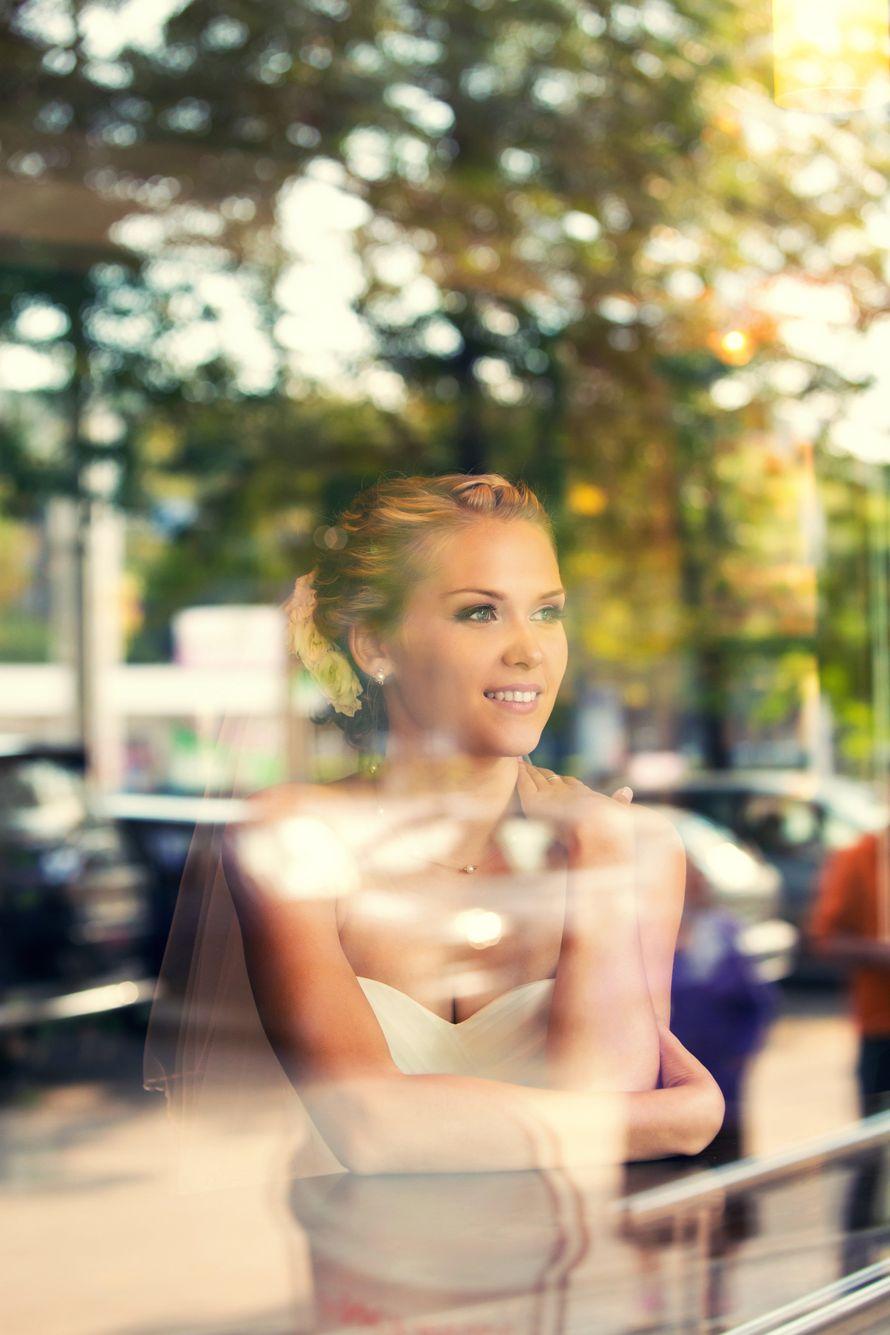 Портрет невесты - фото 3622657 Фотографы Виталий и Дарья Андриановы