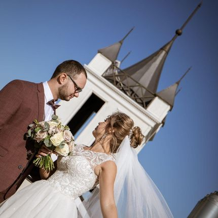 Фотосъёмка неполного дня - пакет Свадебная прогулка