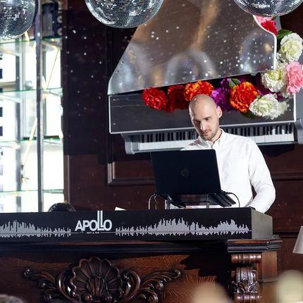 DJ с оборудованием, 1 час