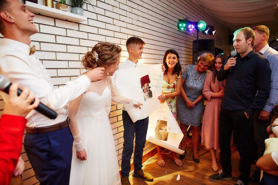 Фото 19915879 в коллекции Свадьба Анны и Федора - Ведущая Настя Полякова