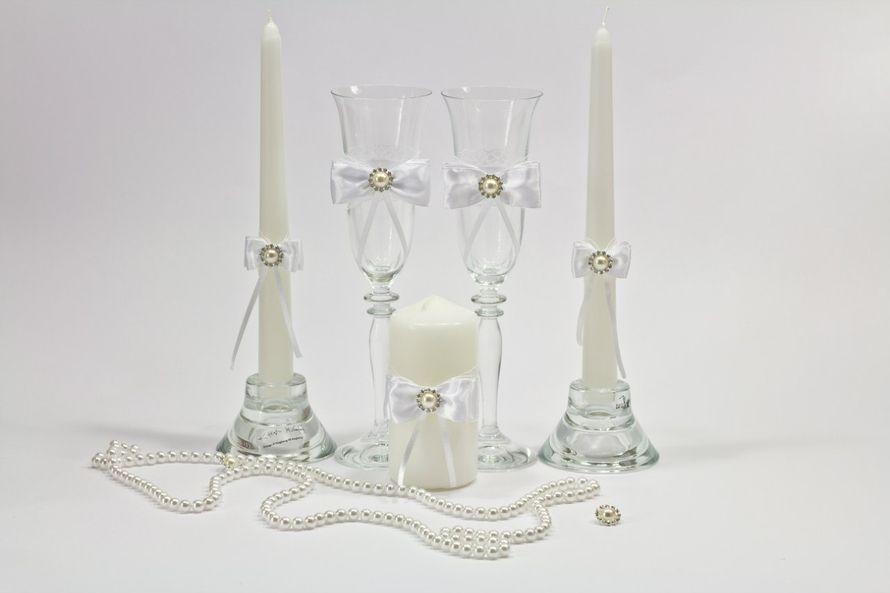 Коллекция «Анастасия» - фото 880537 Wedcraft - свадебный декор