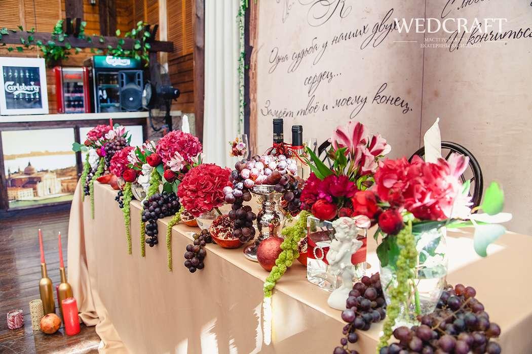 Фото 6563722 в коллекции Портфолио - Wedcraft - свадебный декор