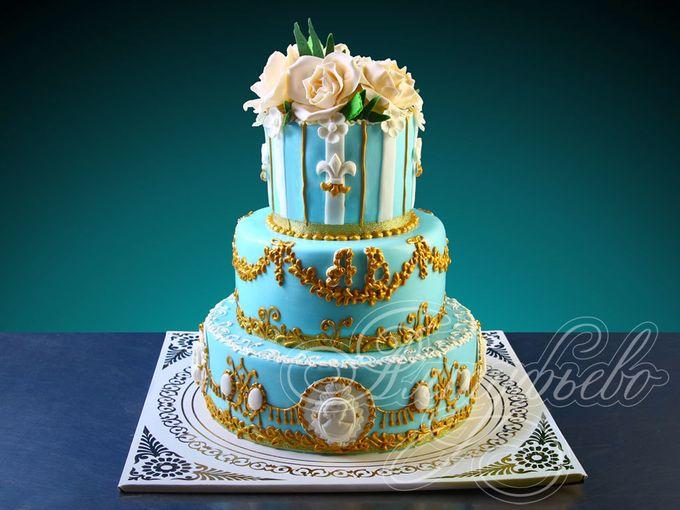 Торт по королевский с фото