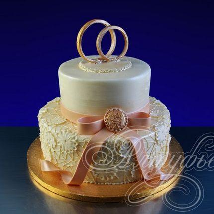 Свадебный торт 610