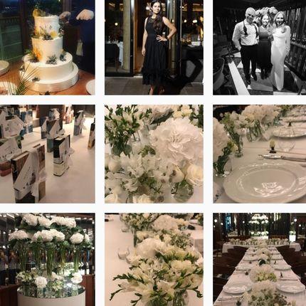 Координация свадьбы в день мероприятия