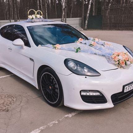 Porsche Panamera в аренду, 1 час