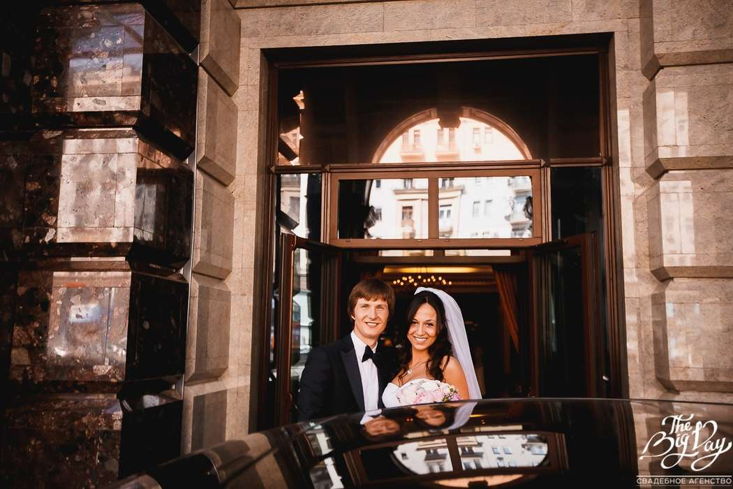 Фото 2407457 в коллекции Свадьба Тани и Мити - Свадебное агентство The Big Day Agency