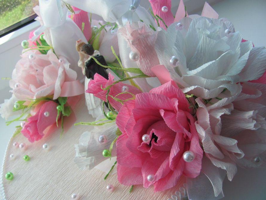 Фото 1488451 в коллекции Сладкие подарки молодоженам - Olga Kalyakina - свадебные аксессуары