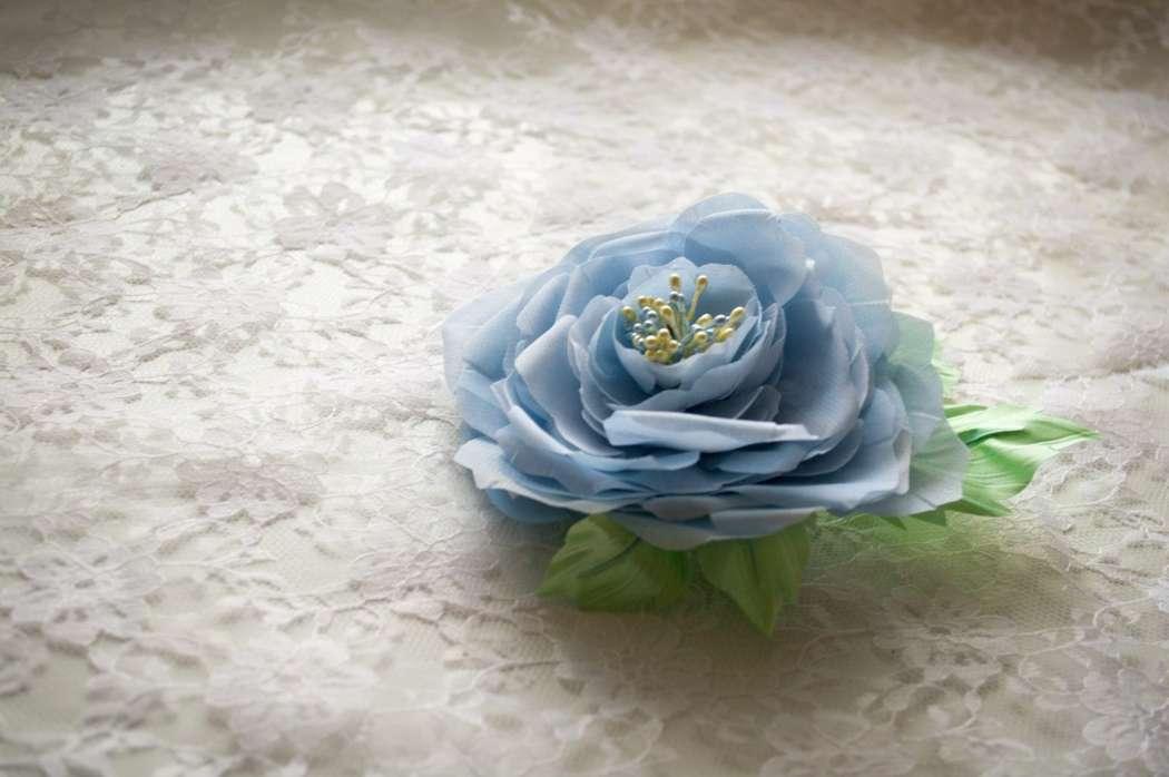 Фото 1488579 в коллекции Цветы ручной работы - Olga Kalyakina - свадебные аксессуары