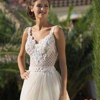 Свадебное платье Абигаль