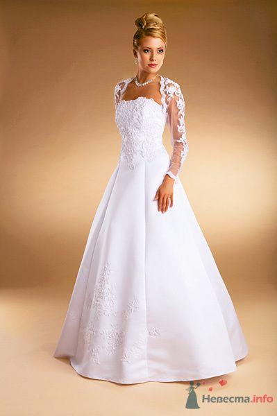 Свадебное платье невесте за 30