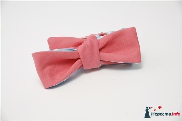 Розовая бабочка жениха - фото 108561 Shuga