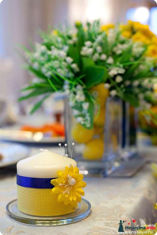 Фото 108647 в коллекции My lemon&camomile wedding - Shuga