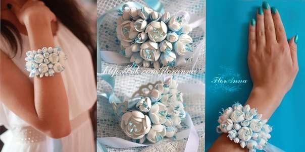Бижутерия для невесты на свадьбу своими руками