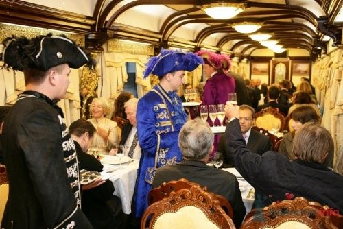 Фото 3667 в коллекции Банкеты от Novikov Catering - Novikov Catering - кейтеринг на праздник
