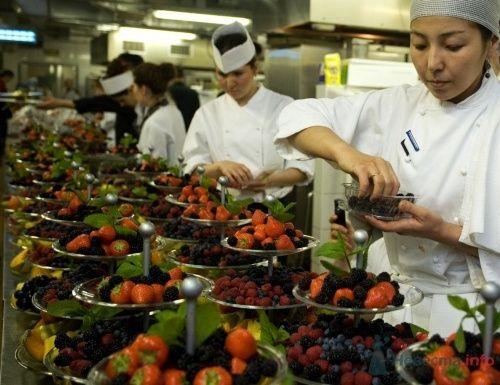 Фото 3668 в коллекции Банкеты от Novikov Catering - Novikov Catering - кейтеринг на праздник