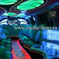 Прокат лимузина Infiniti QX56 - 5
