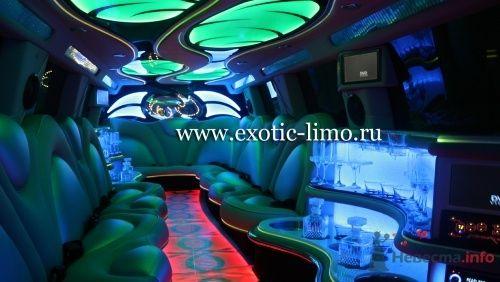 Прокат лимузина Infiniti QX56 - 5 - фото 3637 Экзотические лимузины - аренда лимузинов
