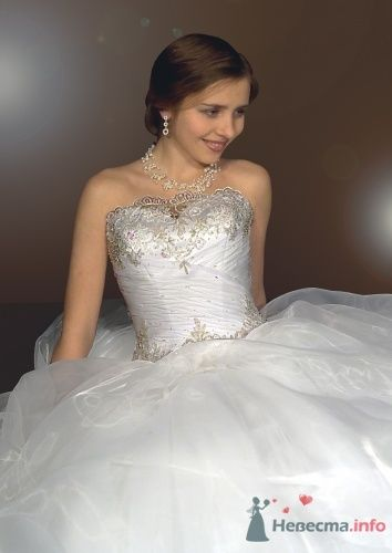 Фото 3626 в коллекции Свадебные платья -  Ledi-X - свадебные платья