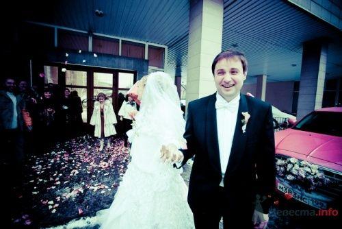 только что из загса - фото 8241 Свадебный фотограф Константин Фотоманофф