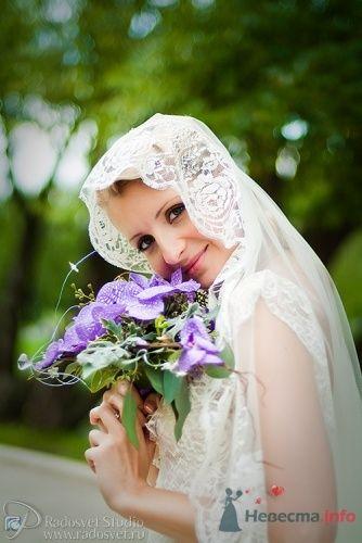 Фото 18340 в коллекции Свадебное фото