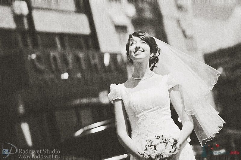 Фото 30831 в коллекции Свадебное фото