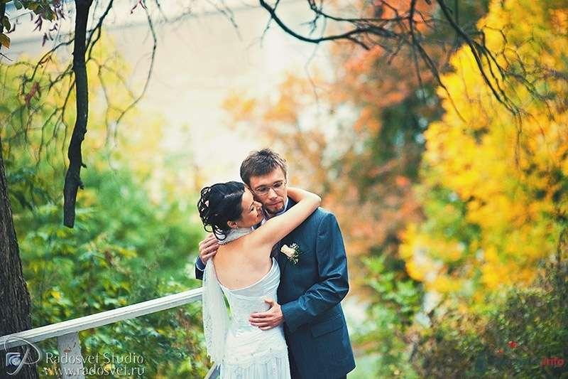 Фото 44644 в коллекции Свадебное фото - Фотограф Радосвет Лапин