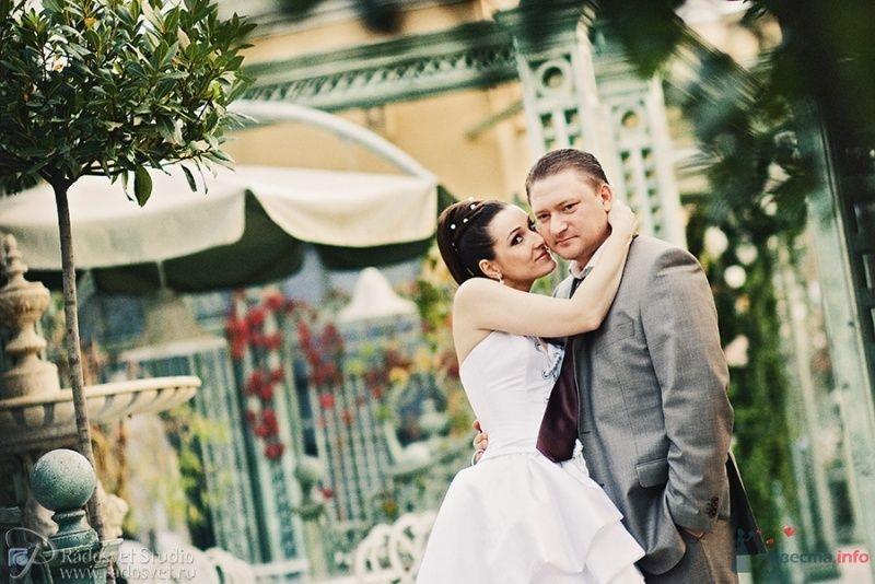Фото 45906 в коллекции Свадебное фото - Фотограф Радосвет Лапин