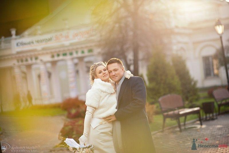 Фото 69812 в коллекции Свадебное фото - Фотограф Радосвет Лапин