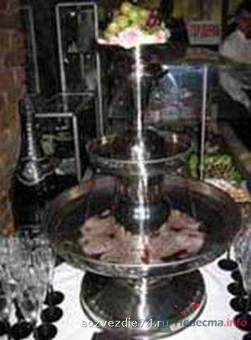 Фото 10752 в коллекции Фонтаны для шампанского - Ксюня